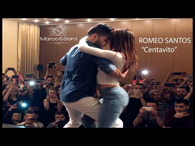 Marco Sara Workshop Bachata Sensual 2017