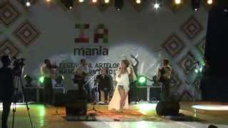 DARA Foaie verde bob năut LIVE Ia Mania 2014
