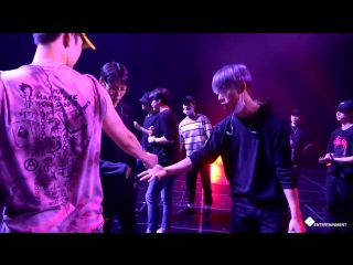 [bts] 171123 « 2017 world tour 'party baby!' <climax>» (making film)