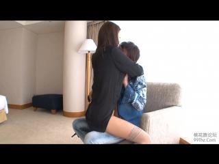 Голодная японка привела домой парня из клуба |азиатка|в чулках|asian|japanese|girl|milf|porn|sex|ssni-026