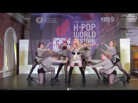 JENNIE – SOLO dance cover by Jaesong [K-POP World Festival 2019 (20.04.2019)]