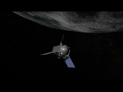 WATCH LIVE NASA's OSIRIS REx spacecraft is set to rendezvous with an asteroid called Bennu