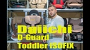 Daiichi D-Guard Toddler ISOFIX - обзор универсального автокресла от Александра Маркина