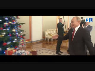 Владимир Путин исполнил мечту мальчика Коли