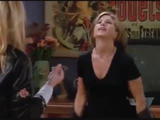 Первый поцелуй женский и мужской взгляд (хорошее настроение, юмор, смешное видео, отрывок из сериала Друзья, романтика, связь).