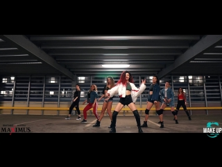 New video by @wake_up_dance_studio, вы же помните, я занимаюсь танцами, наш клип))