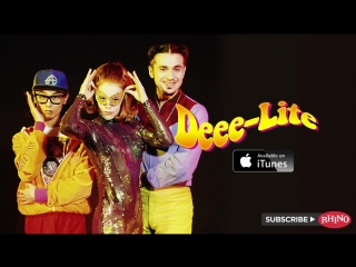 Deee-lite - groove is in the heart (official music video)