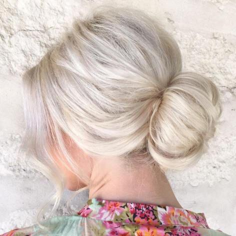 Больше объема: 10 вариантов причесок для тонких волос, изображение №3