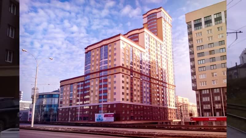 Лицо Города 2018 АрхитектурА Выпуск 33 Московская 75 и Шейнкмана 86 ЖК Арбатский