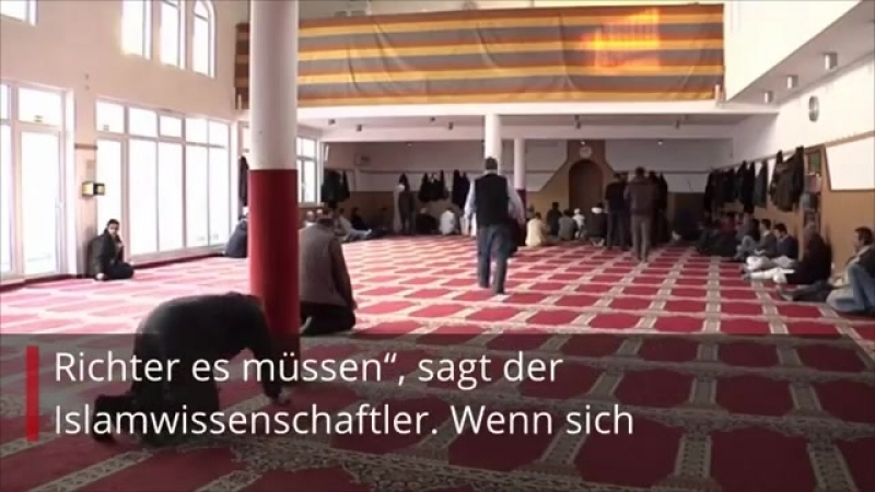 Darum wird die Scharia auch in deutschen Gerichten angewendet