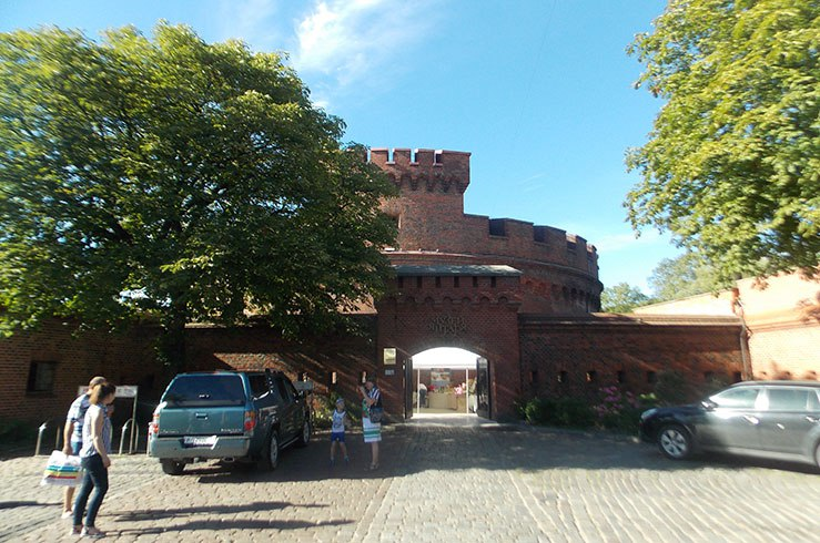 Калининград: по следам барона Мюнхгаузена, изображение №5