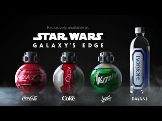 Coming soon to a galaxy near you specially designed @CocaColaCo bottles will be available