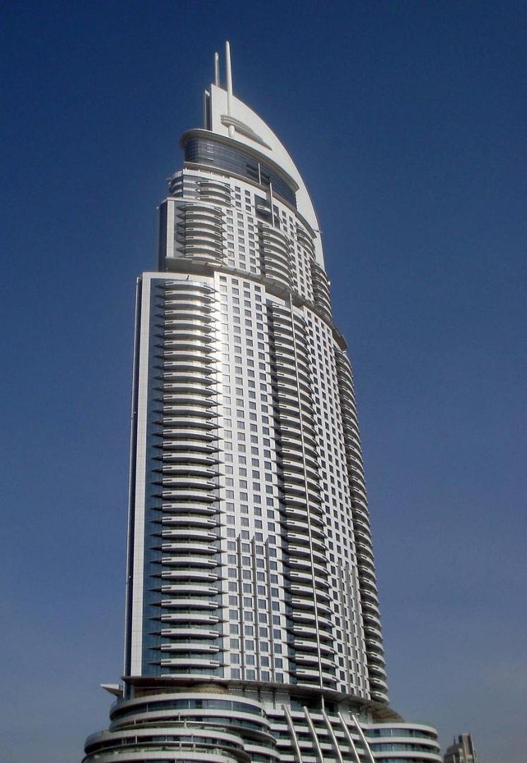 Топ-10 самых дорогих отелей Дубая, изображение №10