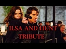 Ilsa Faust Ethan Hunt Tribute (Mission Impossible)