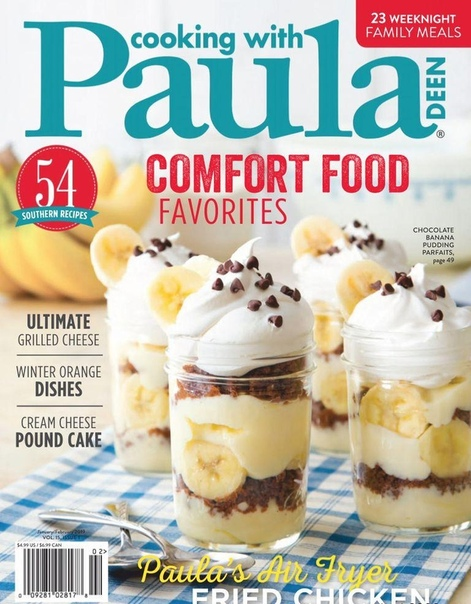 2019-01-01 Cooking with Paula Deen