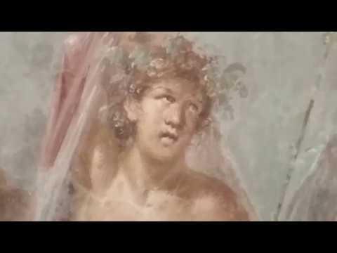Возрожденные из пепла Шедевры Помпей и Геркуланума
