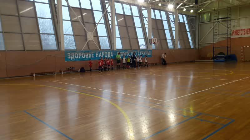 Чемпионат Москвы по мини футболу 15,03,2019