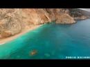 Lefkada, Gialos and Porto Katsiki by skydrones.ro