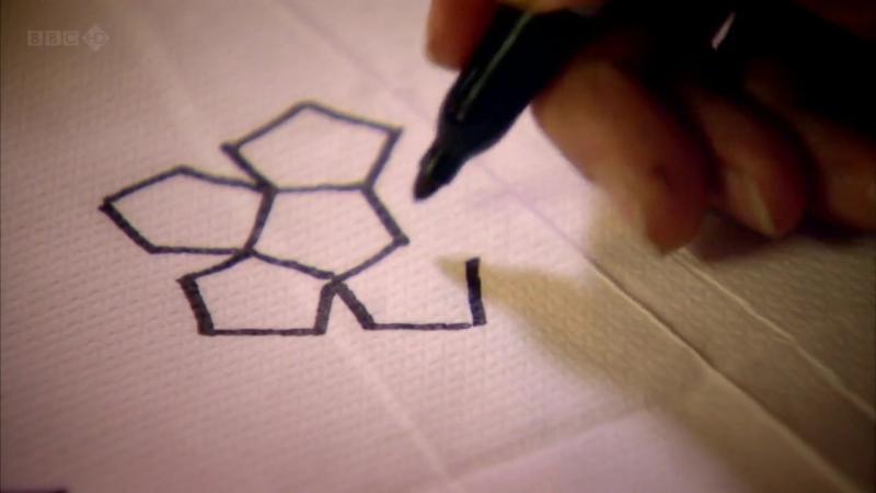 BBC Тайный код жизни Фигуры 2 серия из 3 2013 maths