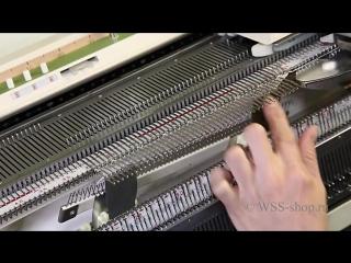 Укороченные ряды. Удобный способ вязания. Мастеркласс машинное вязание