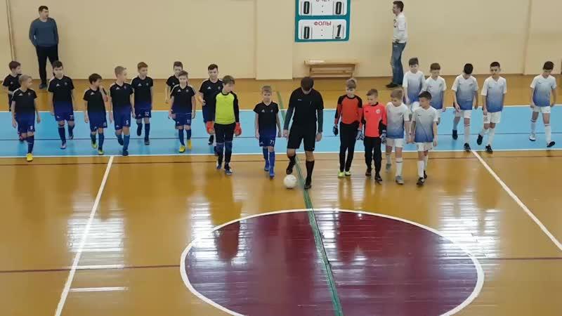 Первенство УР по мини-футболу 2007-08 г Динамо - РЛИ (10.02.2019)