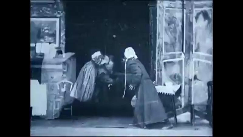 СКРУДЖ ИЛИ ПРИЗРАК МАРЛИ Великобритания 1901