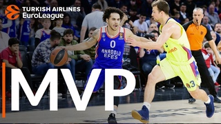 Turkish Airlines EuroLeague Regular Season Round 25 MVP: Shane Larkin, Anadolu Efes Istanbul