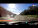 Дорожный беспредел автолюбителей и дисциплинированность военных водителей