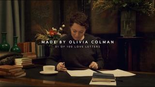 British Airways - Made by Olivia Colman