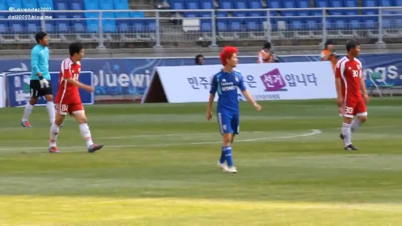 120708 FC MEN 오픈 경기, 김준수