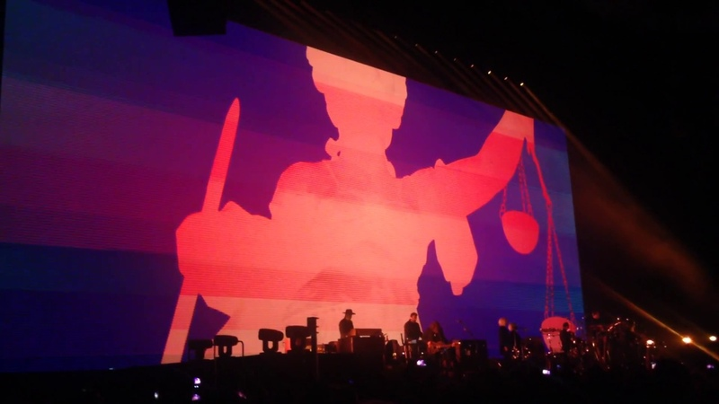 Roger Waters Live in Moscow 31 08 2018 p 9 10 Picture That Wish You Were Here