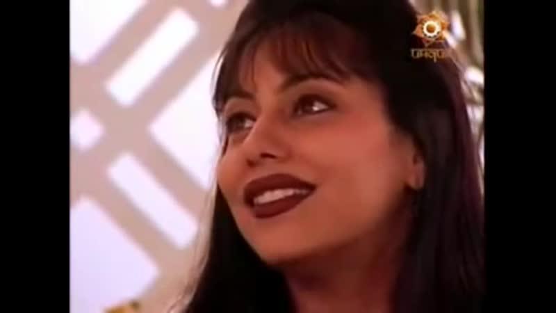 Rendezvous with SIMI GAREWAL Рандеву с Сими Гаревал Шахрукх Кхан и Гаури Кхан 1998