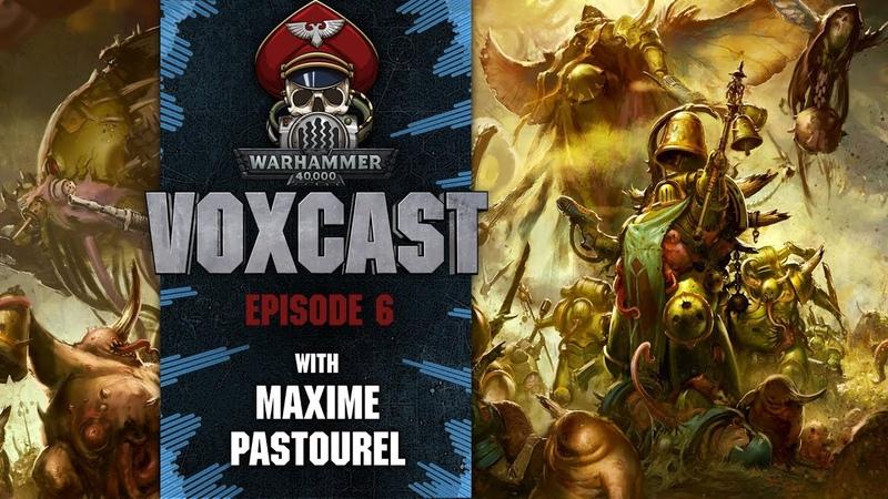 VoxCast Episode 6 Maxime Pastourel