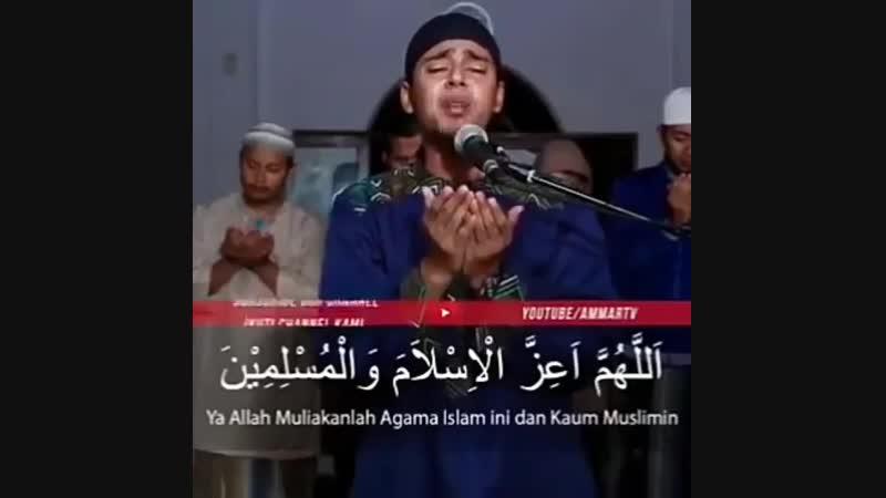 O Allah butun dunyodagi musulmonlarga yordam ber .mp4