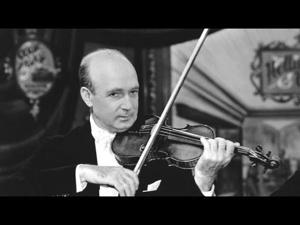 Szigeti Harty Brahms Violin concerto Hallé Orchestra R 1928