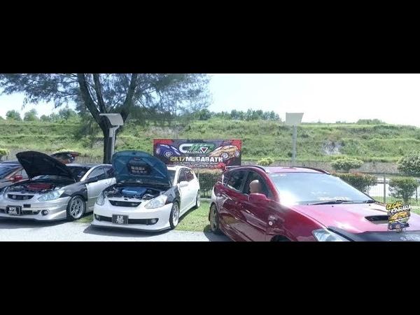 Annual Gathering Toyota Caldina M7 CM7 Malaysia 2017 Gegar Kinrara