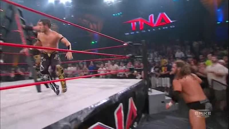 TNA Impact Wrestling 2010.07.15