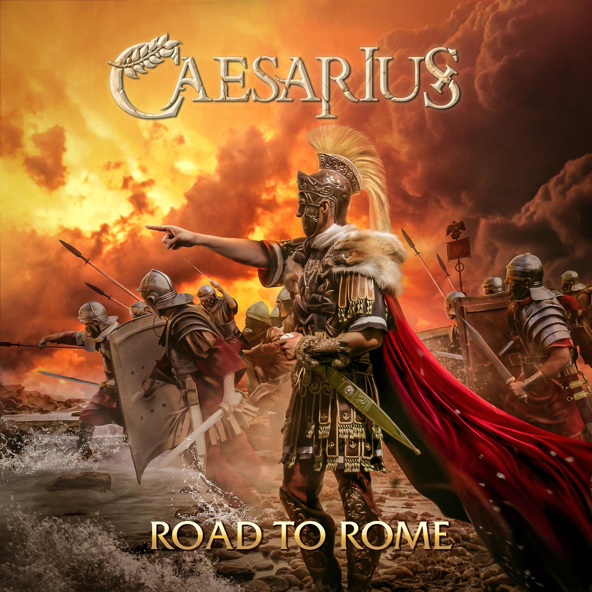 Caesarius - Road to Rome (2019)
