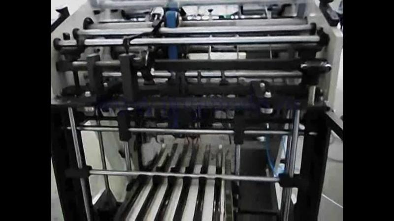 Станок для производства ланч боксов снек боксов JMD A800