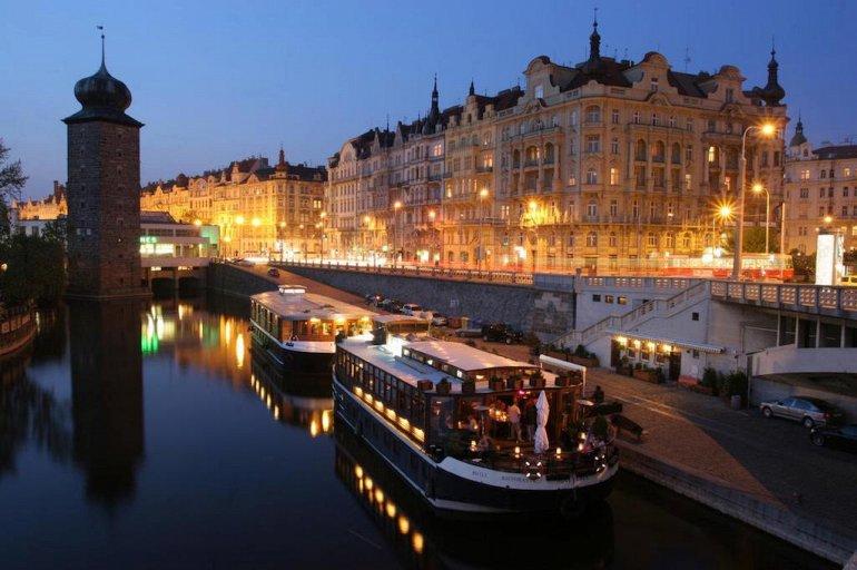 Лучшие отели Праги. Топ 5. Часть 1, изображение №3
