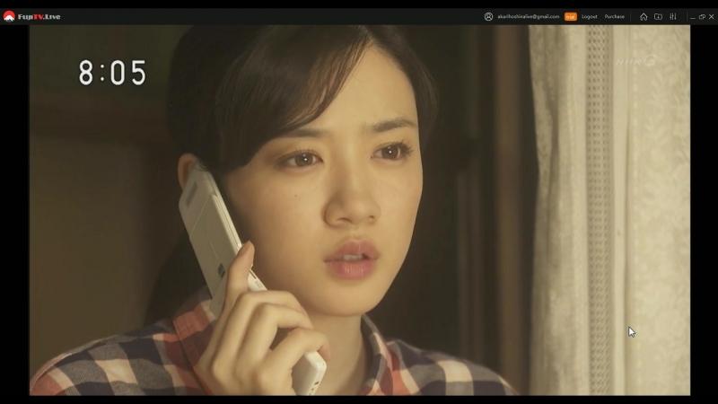 815 連続テレビ小説 半分、青い。(117)「始めたい!」「NHK asadora Hanbun, Aoi」