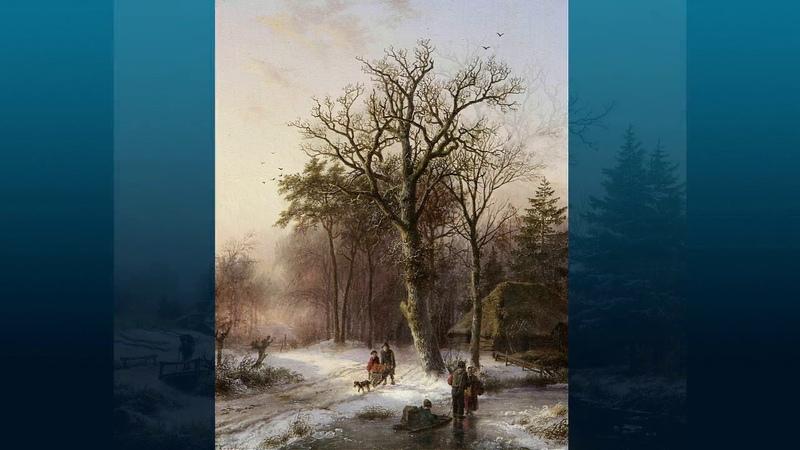 Barend Cornelis Koekkoek 1803 1862 Голландия