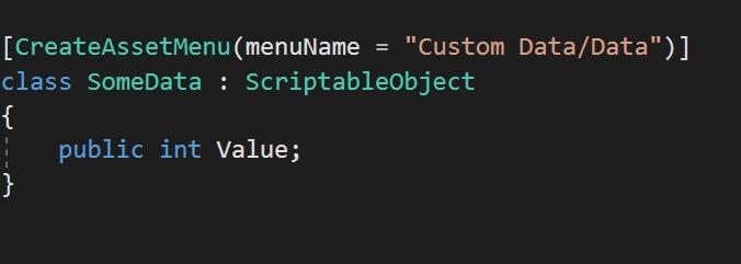 Приём использования ScriptableObject в Unity на примере зданий в стратегии + хак для редактора, изображение №2