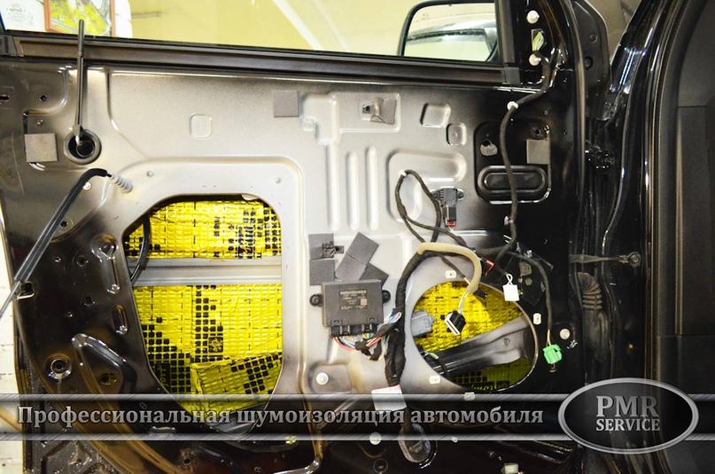 Шумоизоляция Ford Explorer, изображение №12
