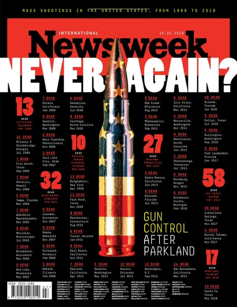 Newsweek International – 15 February 2019
