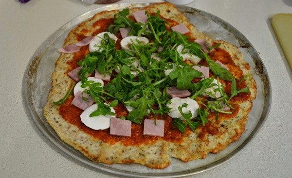 Низкокалорийная пицца без теста, изображение №7