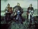 Рекламный ролик Мотоциклы Восход, Планета и Юпитер. Автоэкспорт 1966 год.