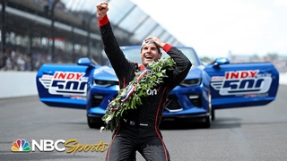 Will Power: 'Not recognized until you win' | Indy 500 | Motorsports on NBC
