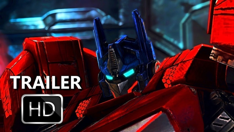 Optimus Prime (2019) *NEW* Official Trailer - Paramount Pictures