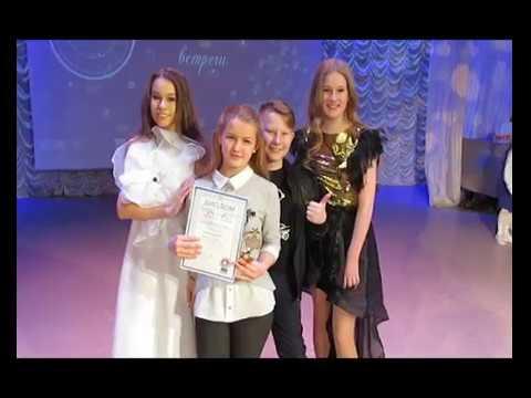 Алёна Лобина 1 место на международном фестивале конкурсе!.23.12.2018.